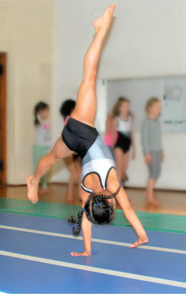 More Than Just Cartwheels