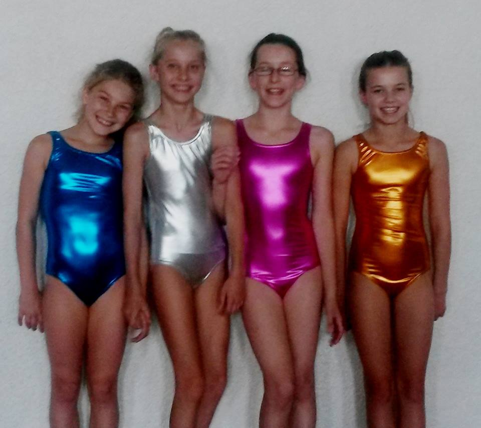 Non Nude Gym Leotards Teens 47