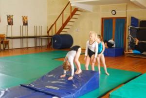 gymnastics safety