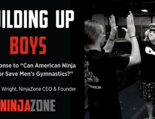 Ninjazone Cape Town : Building Up Boys